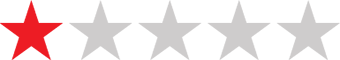 1.0 stars average for Barton & Hendry (Cumbernauld) from 1 reviews