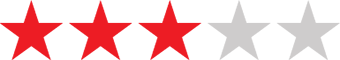 3.0 stars average for Alan C Crickmore  from 2 reviews