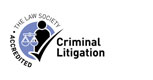 The Law Society Accredited - Criminal Litigation