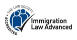 The Law Society Accredited - Immigration Law Advanced