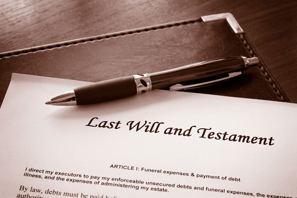 The Best Way of Making a Will